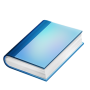 blue legal book